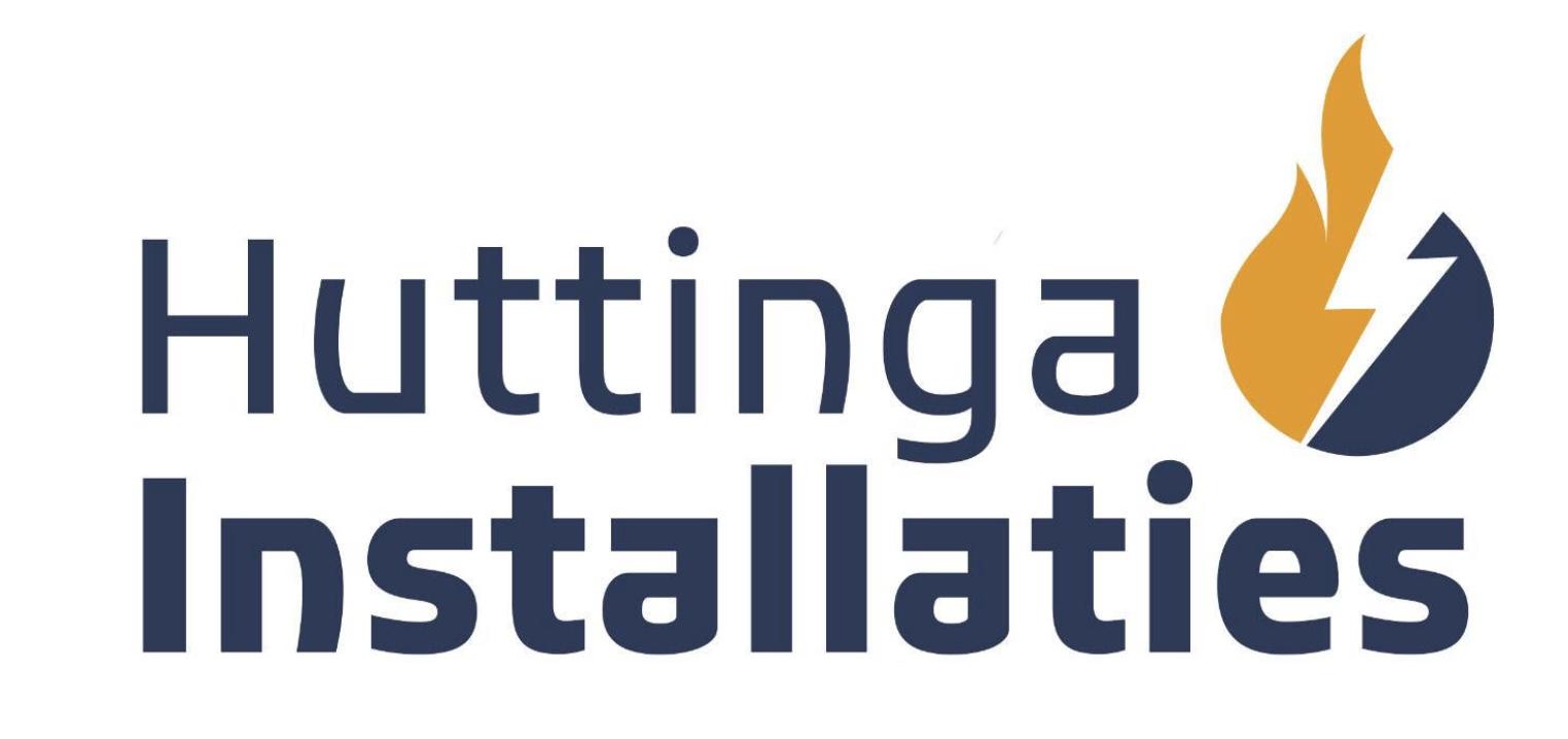 Welkom bij Huttinga Installaties